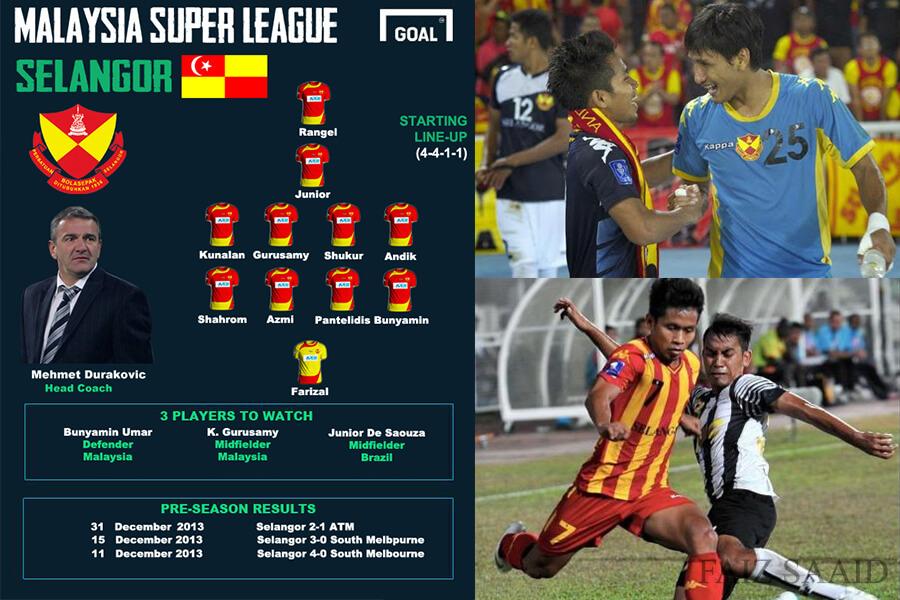 liga super 2014
