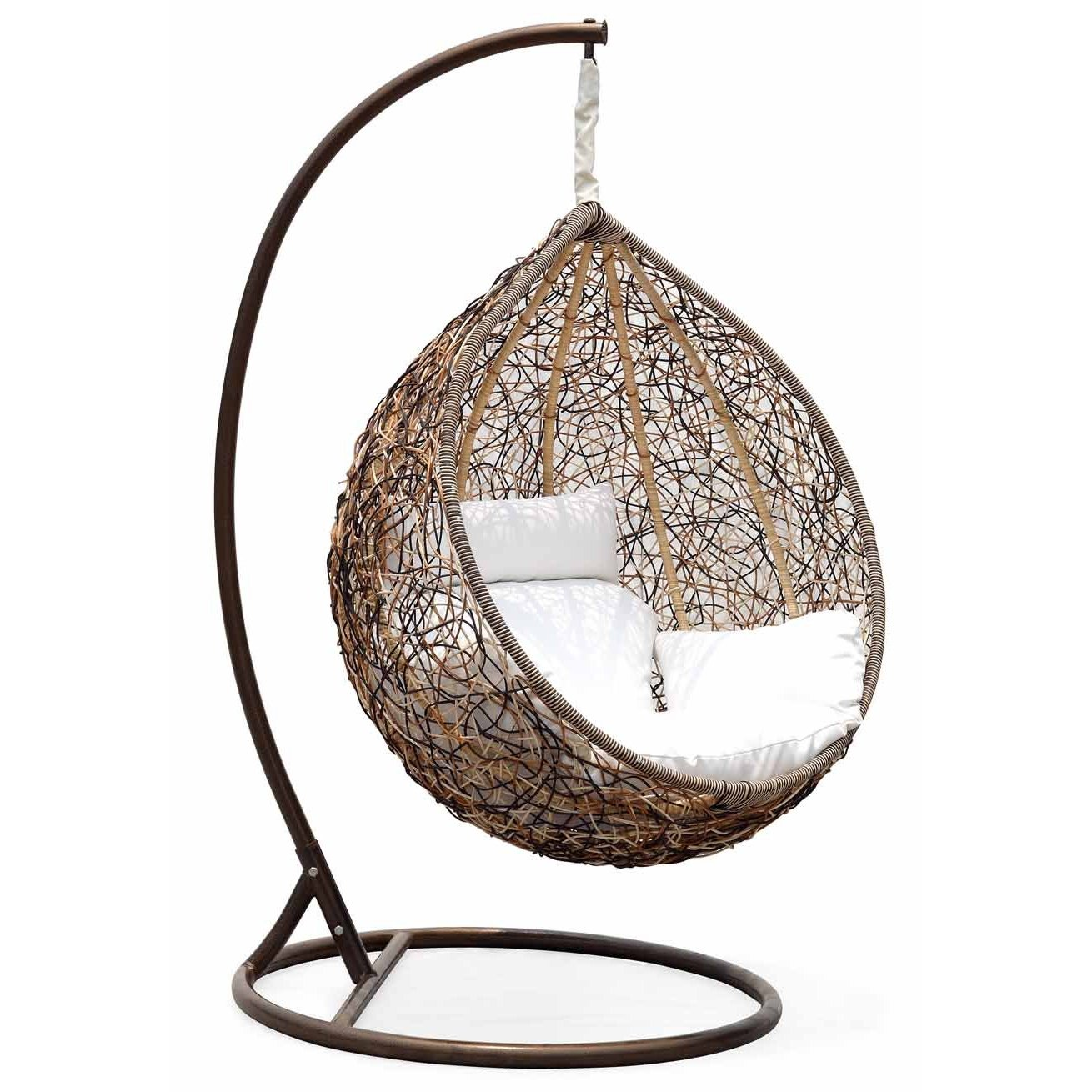 Egg Chair Hanging From Ceiling Daly Designs Outdoor Furniture