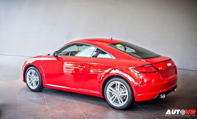 Audi TT Coupe 2015