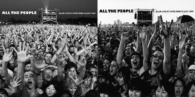 [2009] - All The People - Live At Hyde Park (2CDs)