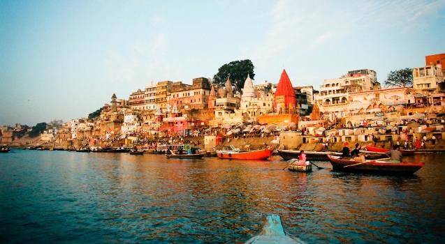 Ganga Quiz 1 - Rivers of India Quiz