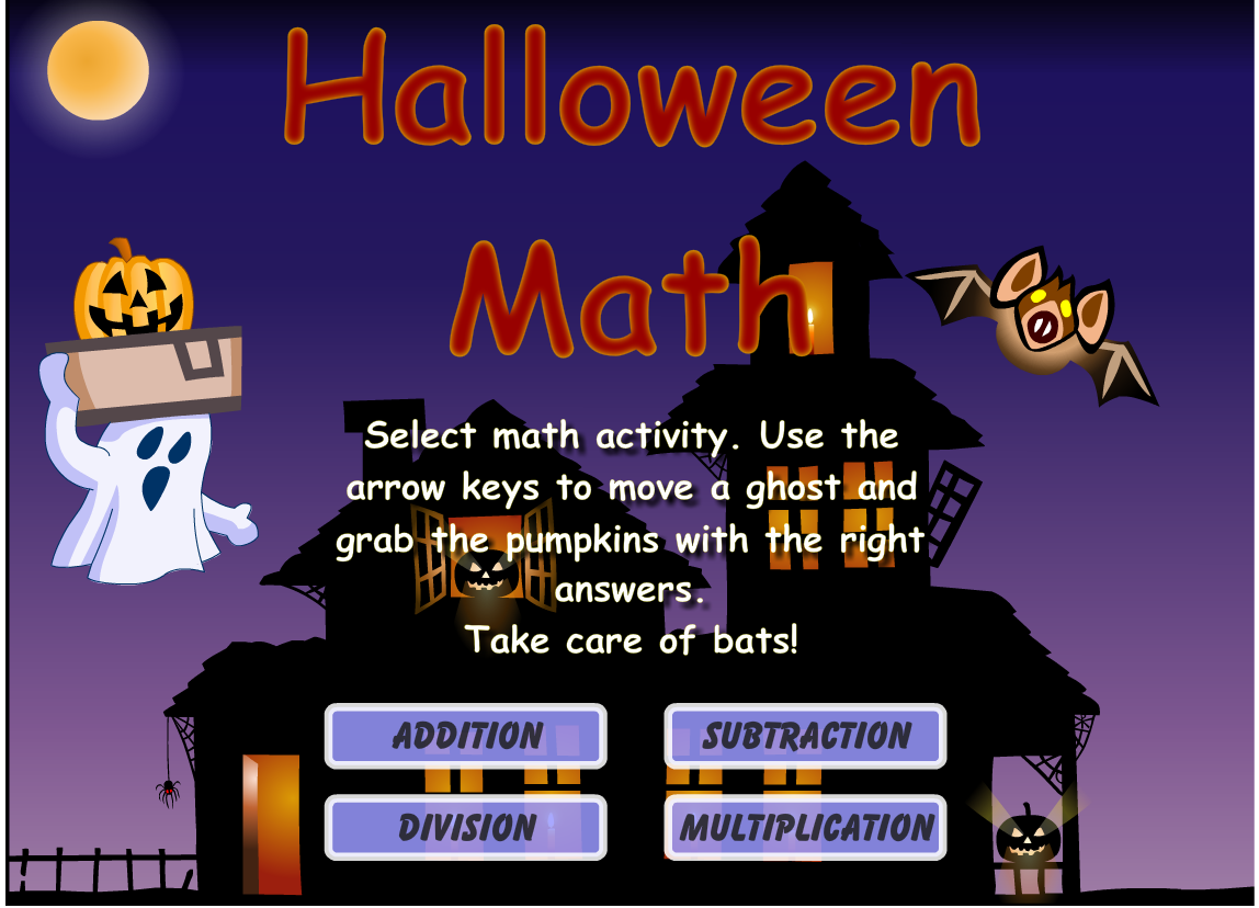 Halloween Attivita In Classe