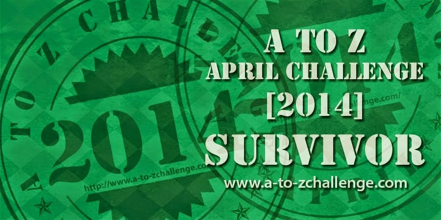 2014 Challenge Survivor Badge