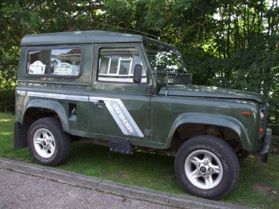 Land Rover Solon >> Owner's Manual 2000 Land Rover Defender 90-110-130, Td5-Tdi-V8 | Auto Services