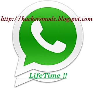 Whatsapp Lifetime