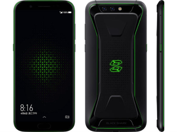 Xiaomi Black Shark will launch on Nov 16 in Europe!! Soon in India!!