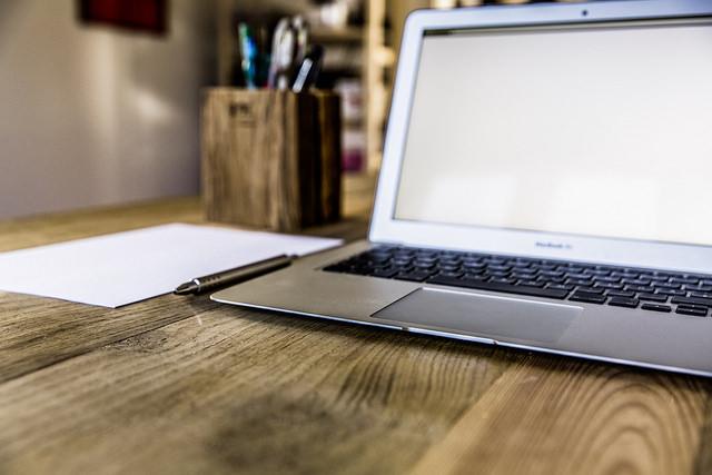 Trabajar como redactor web