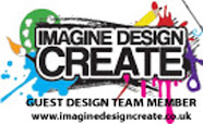 Guest Designer for Imagine Design Create: Sep 2017 till Present