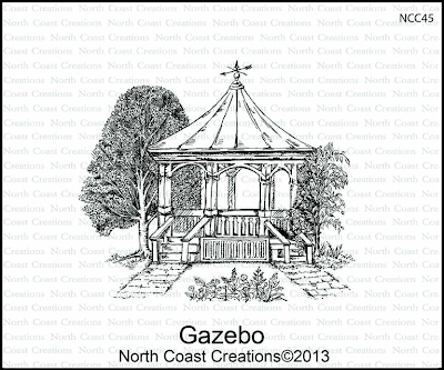 "North Coast Creations ""Gazebo"""
