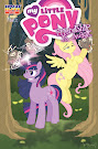 My Little Pony B (4th print) Comic Covers
