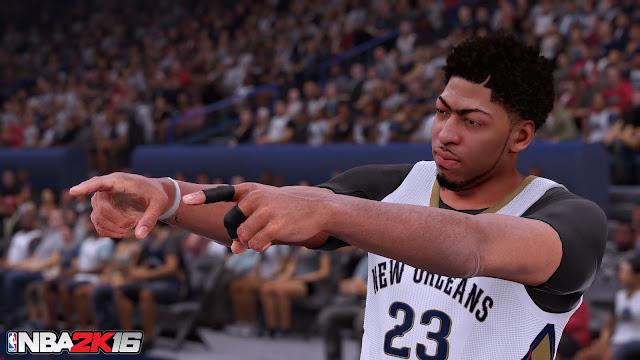 NBA 2K16, videojuegos