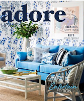 My Store featured in Adore Home Online Magazine