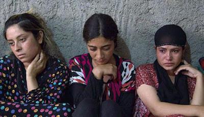 Kisah Gadis Yazidi Paling Pilu Korban Kebiadaban ISIS