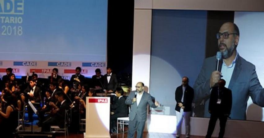 MINEDU: Ministro Alfaro pide a jóvenes líderes trabajar juntos por el desarrollo del país - www.minedu.gob.pe