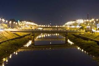banjir-kanal-timur | wisata gratis | wonderful Indonesia