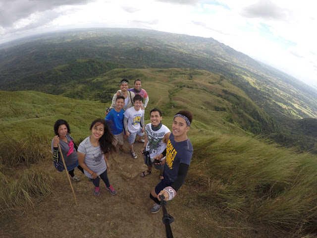 Team Talamitam with our guide Ate Merlyn