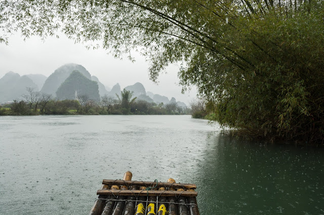 Yangshuo, Yulong river, Guilin
