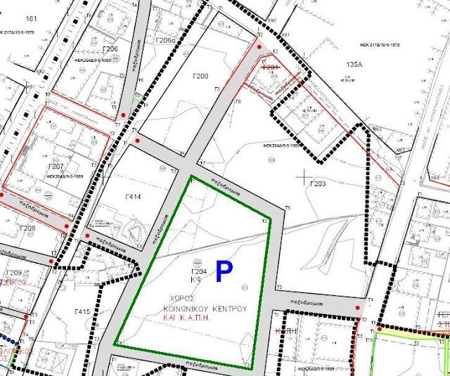 Βασίλης Νίκας: Νέος χώρος στάθμευσης στο Άργος;