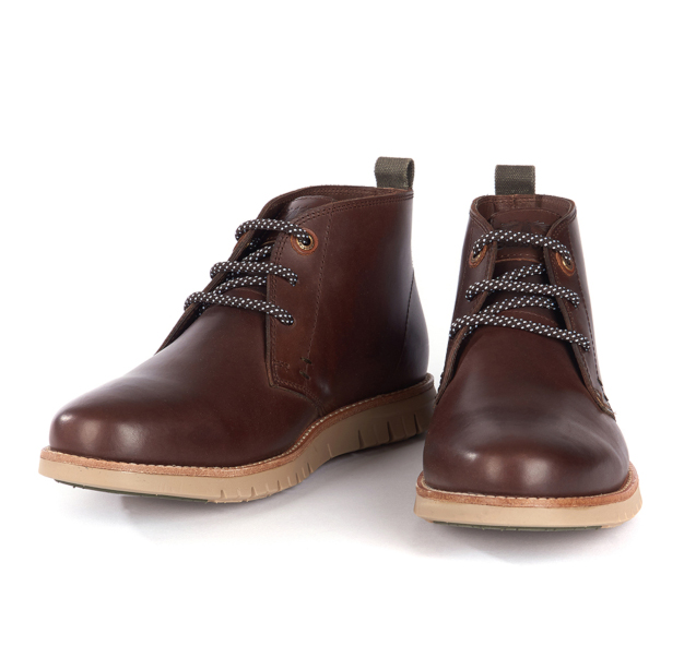 Brown Boots by Barbour