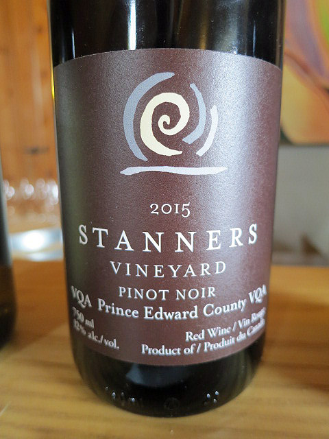 Stanners Pinot Noir 2015 (90 pts)