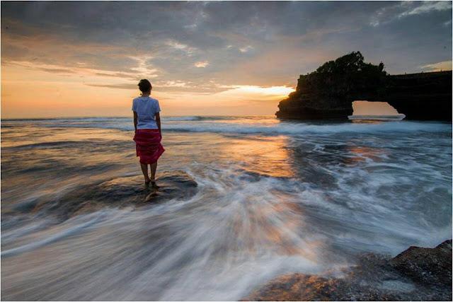 Selain Kuta, Pantai-Pantai Cantik di Bali Ini Harus Kamu Kunjungi