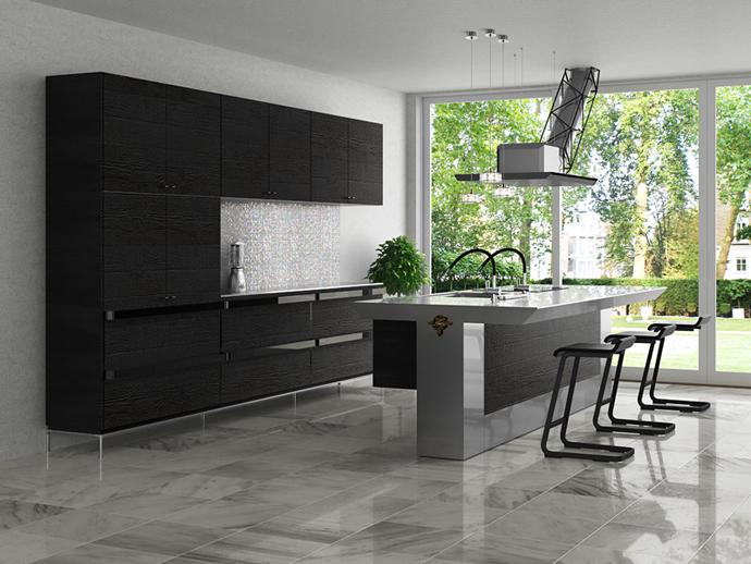35 ideias de cozinhas modernas design innova for Modern japanese kitchen design by toyo kitchen