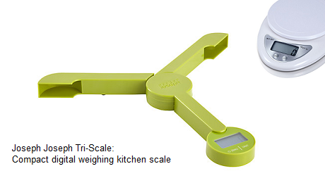 Joseph Joseph Tri Scale kitchen folding gadget