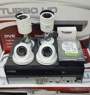 Cari Jasa Pasang CCTV Profesional di Krian Sidoarjo