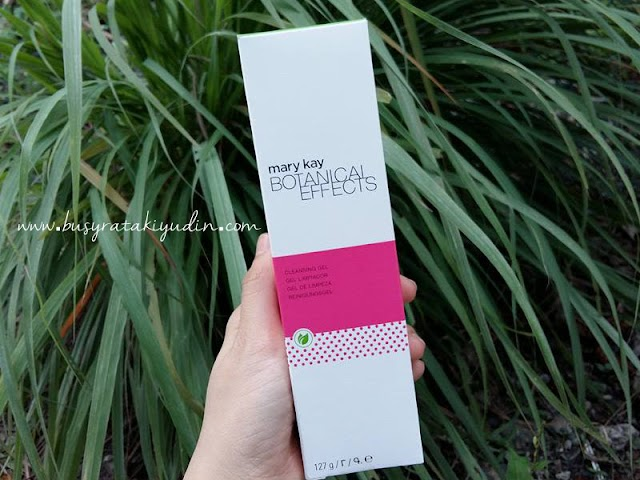 PRODUCT REVIEW: MARY KAY BOTANICAL EFFECTS CLEANSING GEL