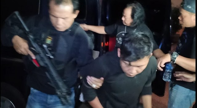 Polisi Tangkap Buronan Di Kosambi, Beraksi Di Seputar Jakarta