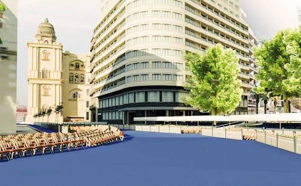La plataforma de afectados plantea al alcalde que el nuevo recorrido oficial de Málaga es «menos seguro»
