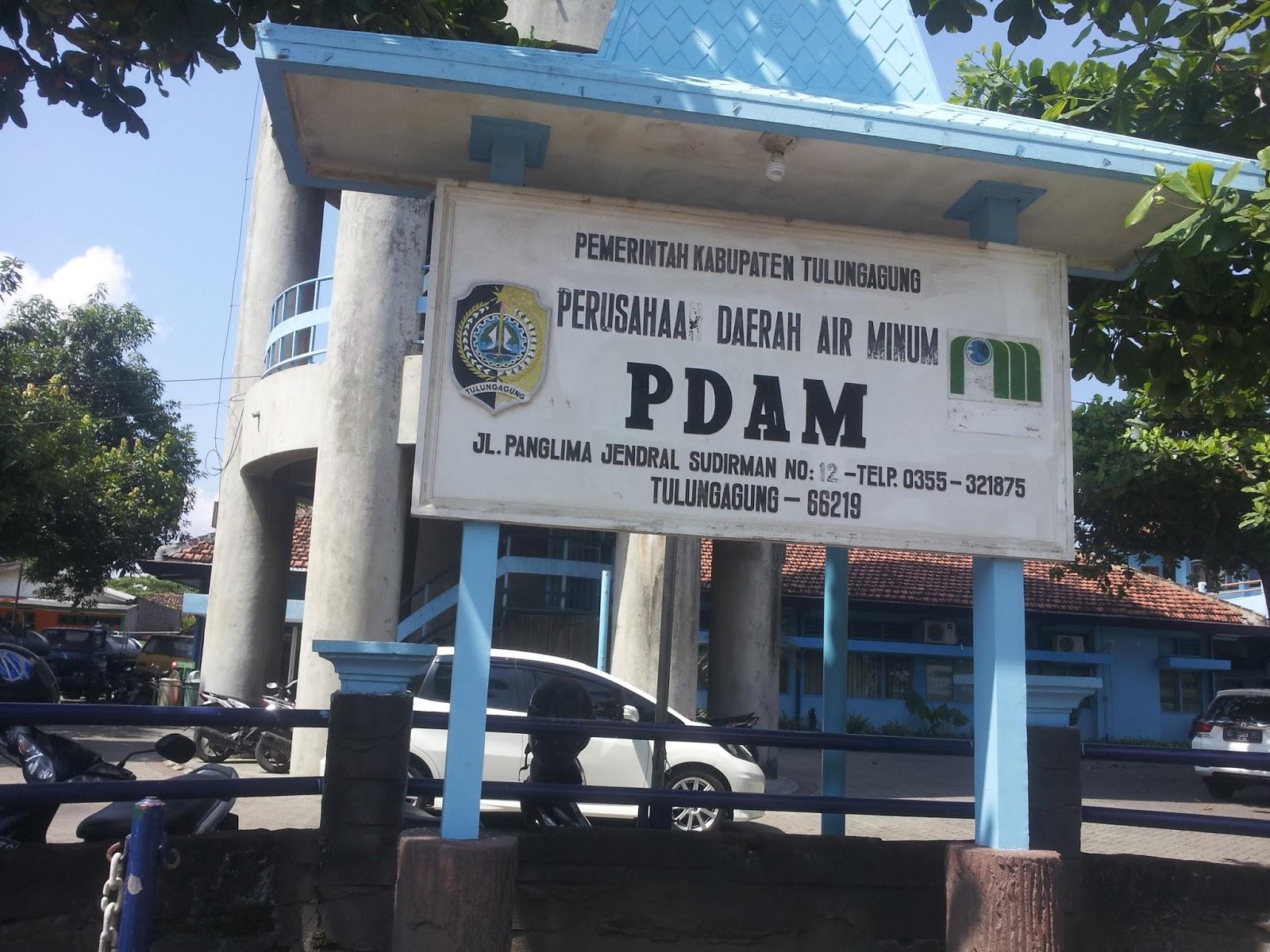 Magian Vorton Bumd Di Kabupaten Tulungagung