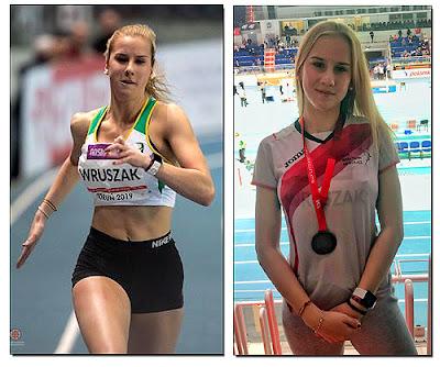 Aleksandra Wruszak Atletismo Aranjuez