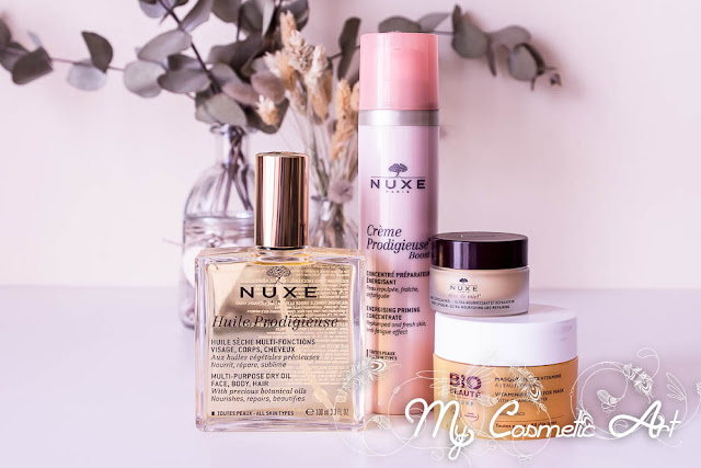 5 productos de Nuxe que no te puedes perder.
