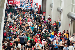 Salt Lake Comic Con: Third Edition