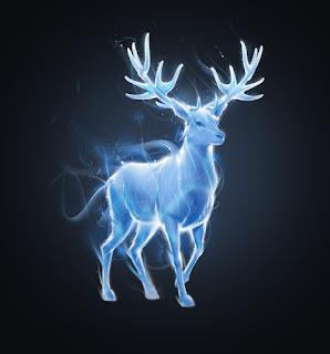 Il Patronus di Harry Potter: un cervo