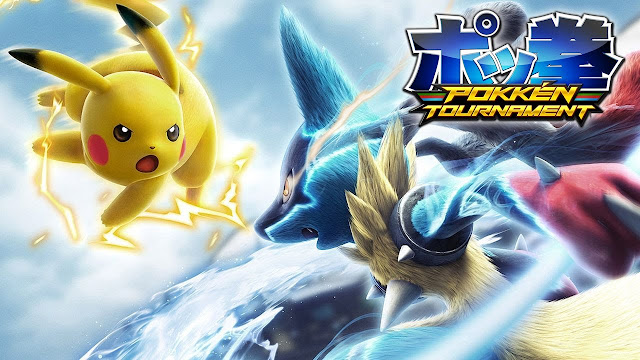 Pokkén Tournament (Wii U) Review