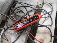 Yamaha YBR 125 Ignition coil testing
