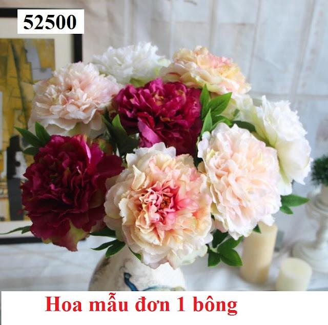Phu kien hoa pha le tai Ngoc Thuy