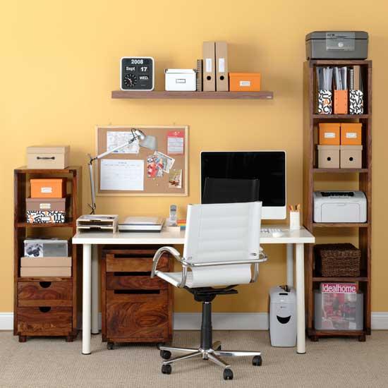 Home Office Improvisado