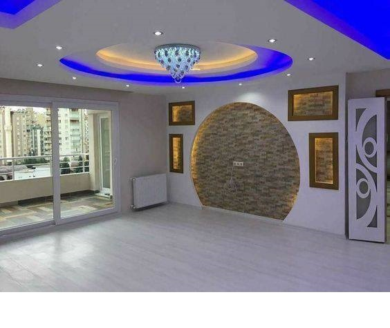 45 Modern False Ceiling Designs For Living Room Pop Wall Design For Hall 2020