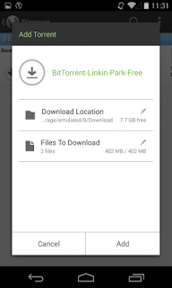 تحميل تطبيق uTorrent Pro لتحميل الملفات المختلفة