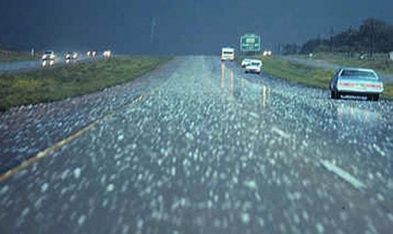 Hujan Es Sebesar Biji Jagung Bikin Heboh Warga Bekasi