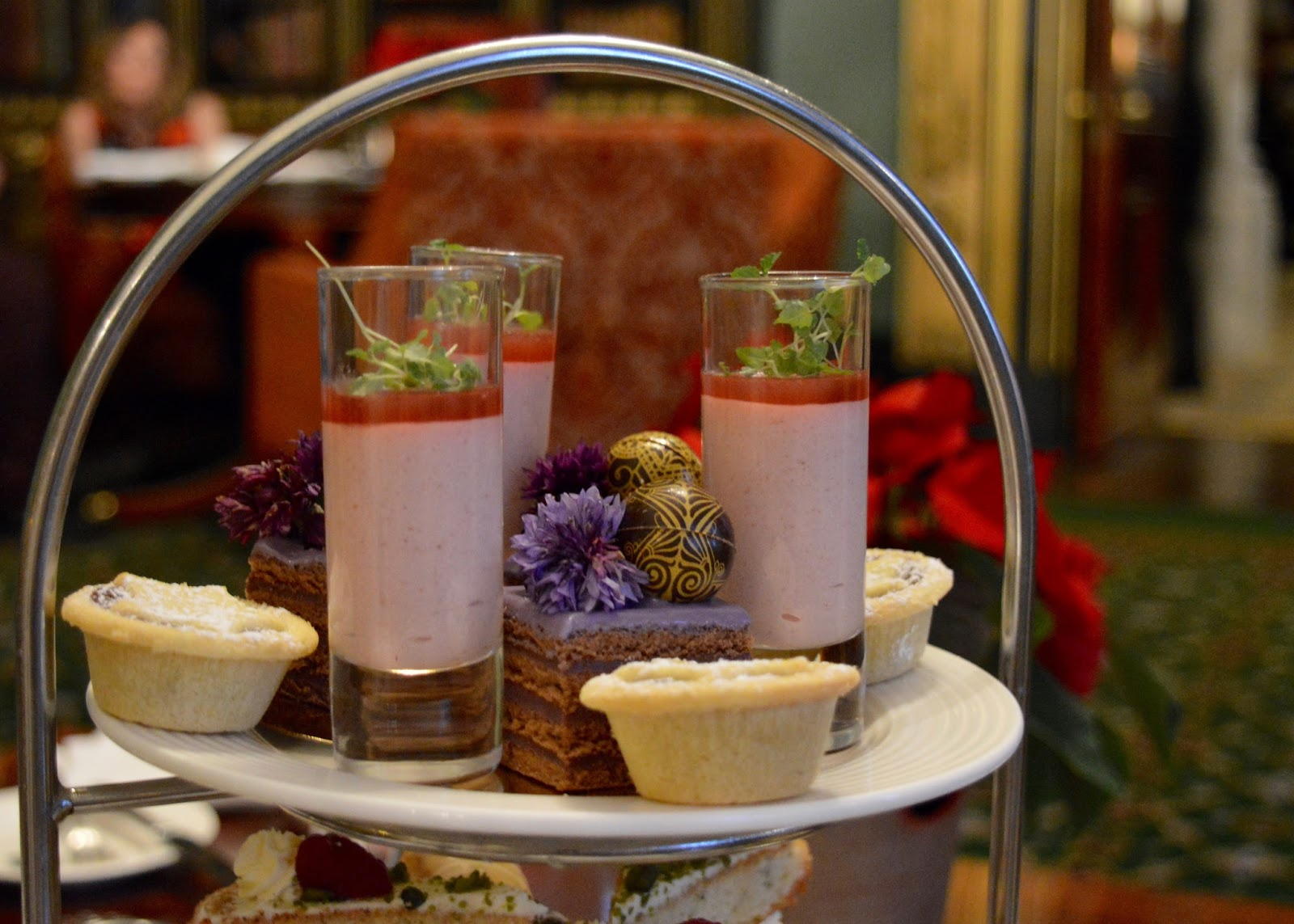 Afternoon tea at Wynyard Hall (with kids) - A Review - cakes