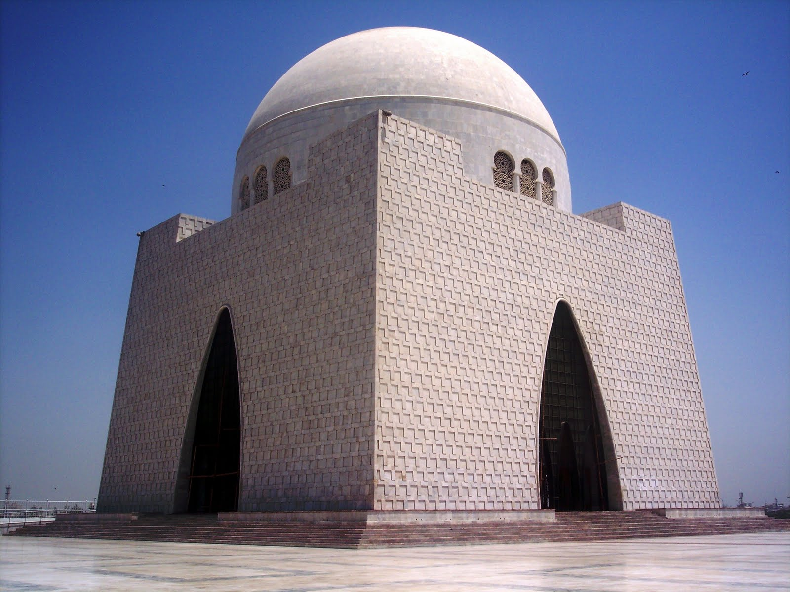 Pakistan View Mazar E Quaid