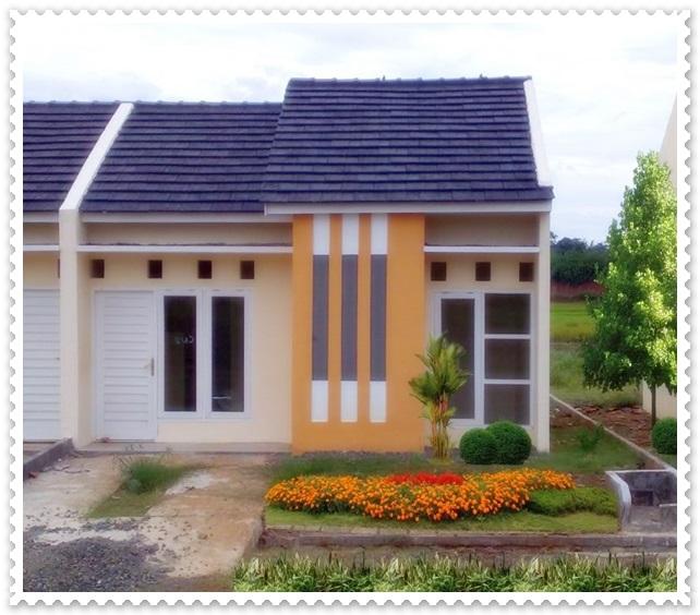 gambar model rumah sederhana minimalis type 36