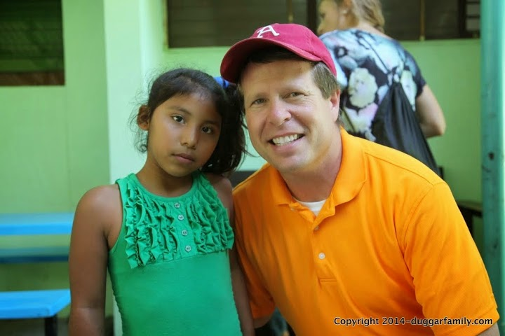 Jim Bob Duggar Central America