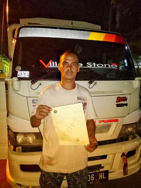 Sewa Truk Tangerang ke Kandis Riau