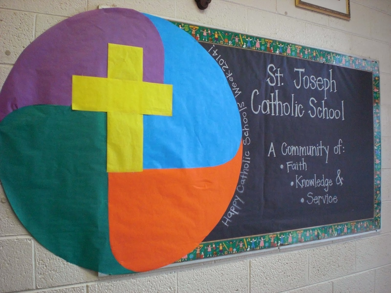 catholic school themes for the year look to him and be radiant happy catholic schools week 13158