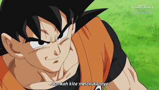 Super Dragon Ball Episode 21 Subtitle Indonesia